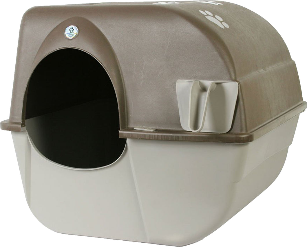 Self-cleaning Litter Box