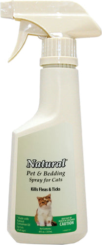 Natural Pet Bed Spray For Cats