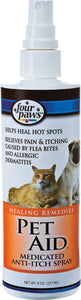 Pet Aid Anti-itch Spray