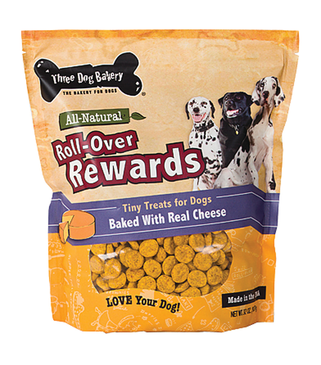 Roll-over Rewards Tiny Treats For Dogs