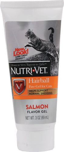 Hairball Paw Gel For Cats