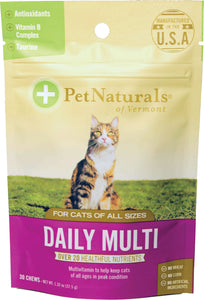 Daily Multi Chews For Cats