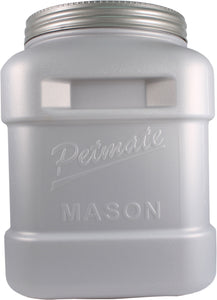 Mason Jar Pet Food Storage Container