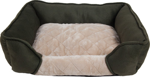 Aspen Pet Quilted Lounger