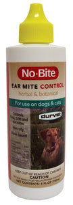No-bite Flea & Tick Ear Mite Control