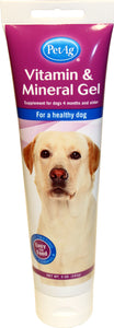 Vitamin & Mineral Gel For Dogs