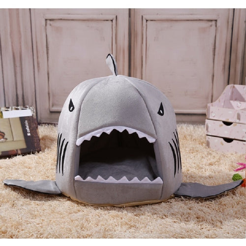 Shark Cat Bed *Free Shipping* code SHARK