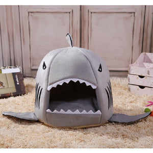 Shark Cat House