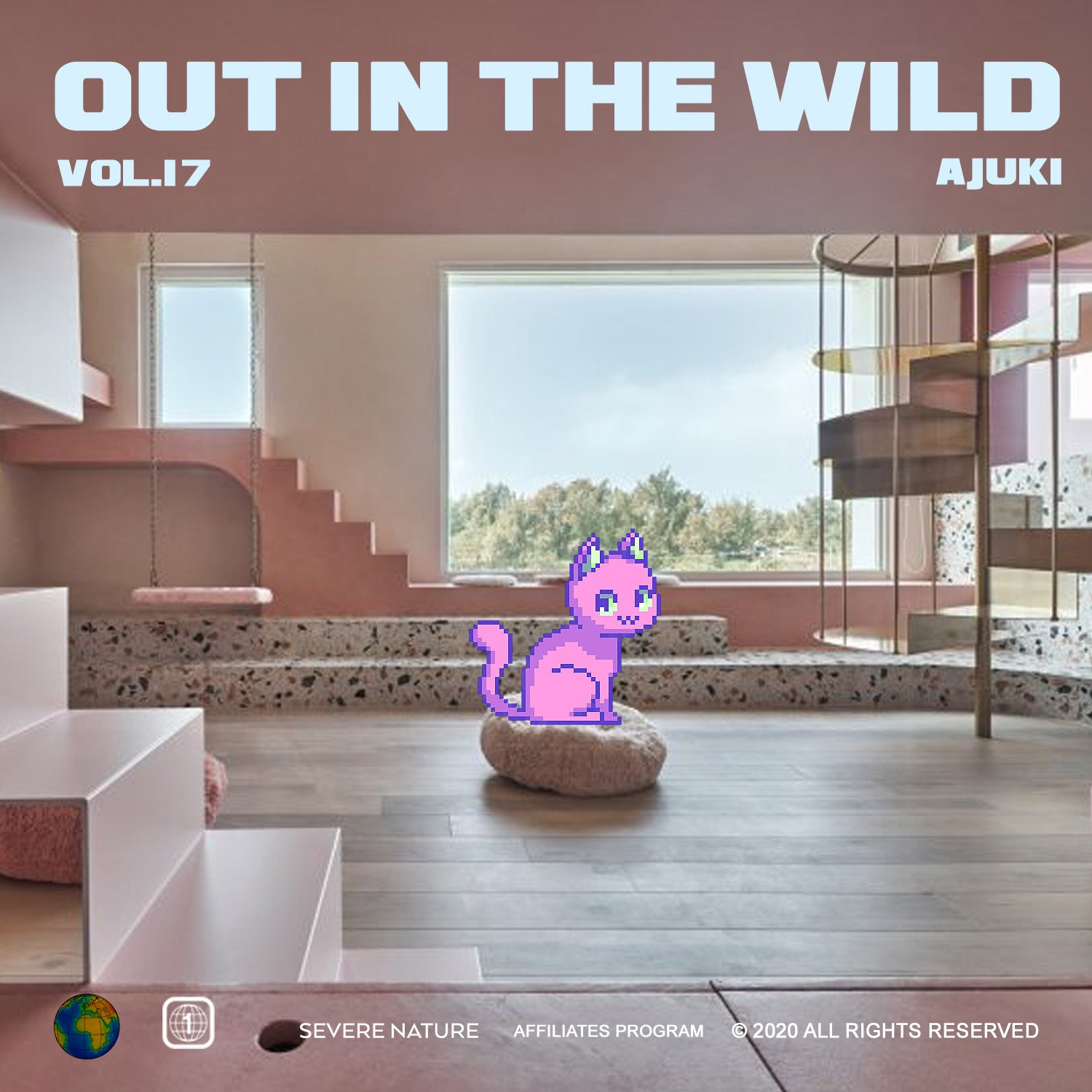 Out In The Wild Vol. 17 Curated by Ajuki