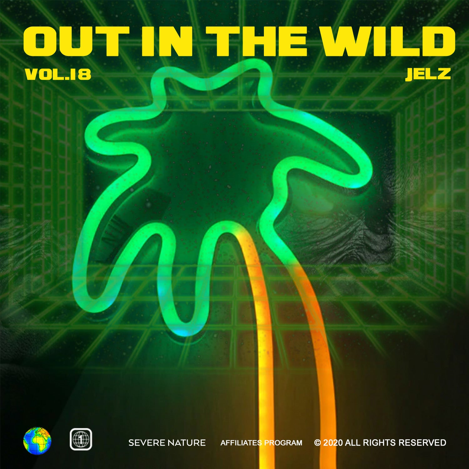 Out In The Wild Vol. 18 Curated by Jelz