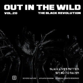 Out In The Wild Vol. 20 The Black Revolution