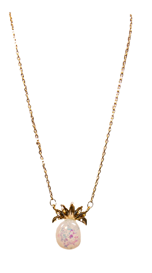 Simply Southern Pineapple Necklace