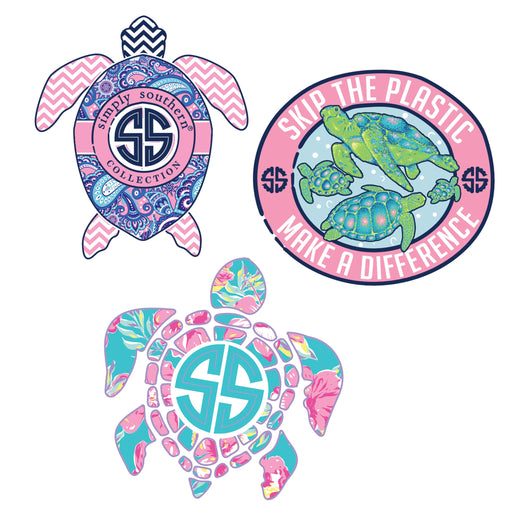 Turtles Sticker Pack