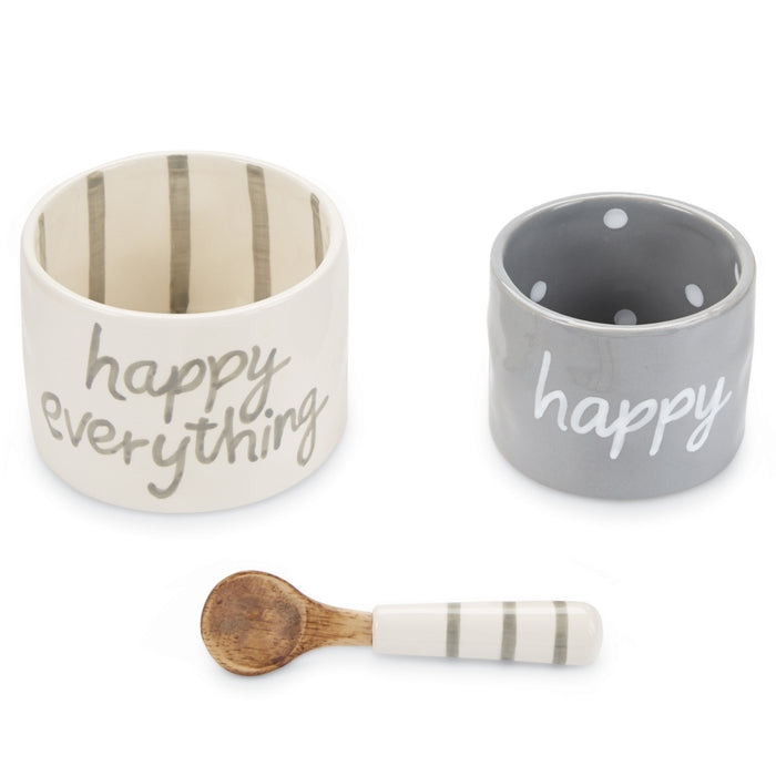Happy Nested Dip Cup Set