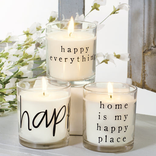 Happy Place Bagged Candle