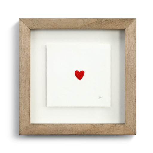 Heart Framed Wall Art