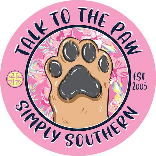 Simply Southern Dog Car Coaster