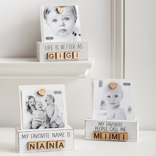 Nana Magnet Picture Frame