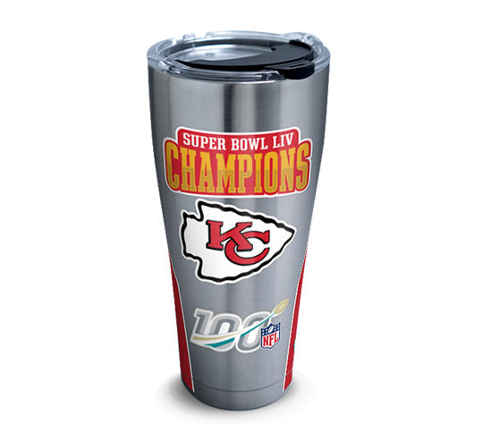 Tervis Stainless NFL® Kansas City Chiefs Super Bowl 54 Champs