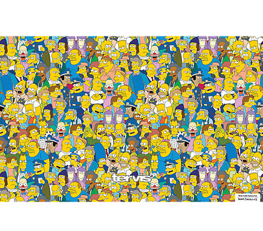 Tervis Stainless - Simpsons Cast