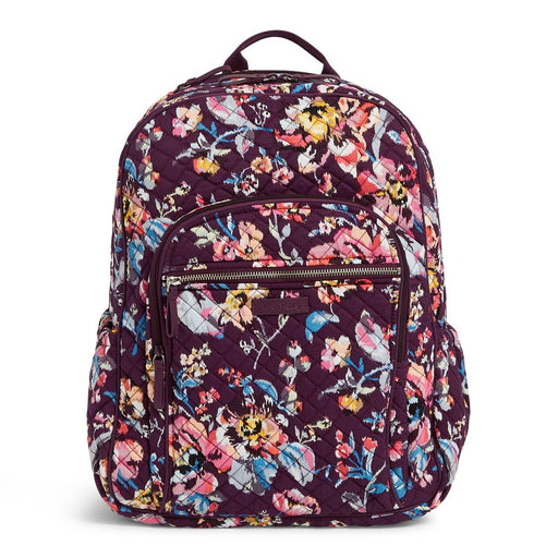 Vera Bradley Indiana Rose Campus Backpack