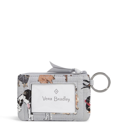 Vera Bradley Best In Show Zip ID Case