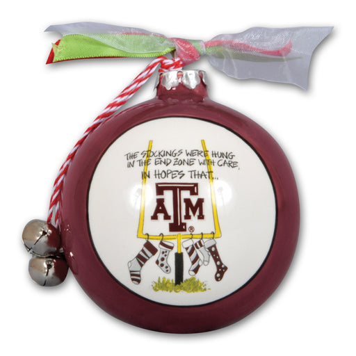 Texas A&M Stocking Ornament