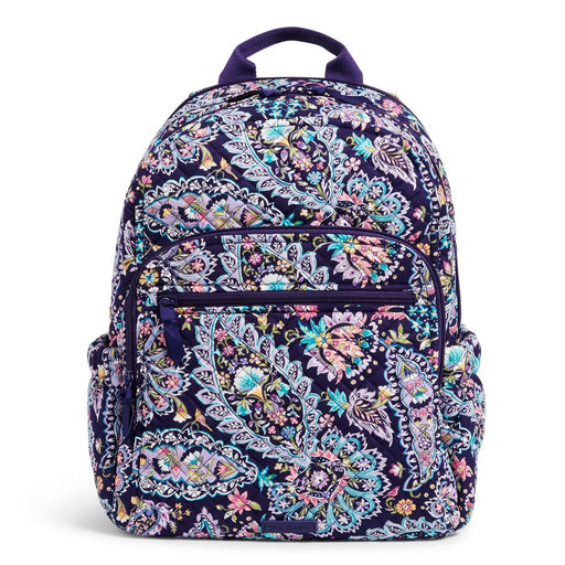 Vera Bradley French Paisley Campus Backpack