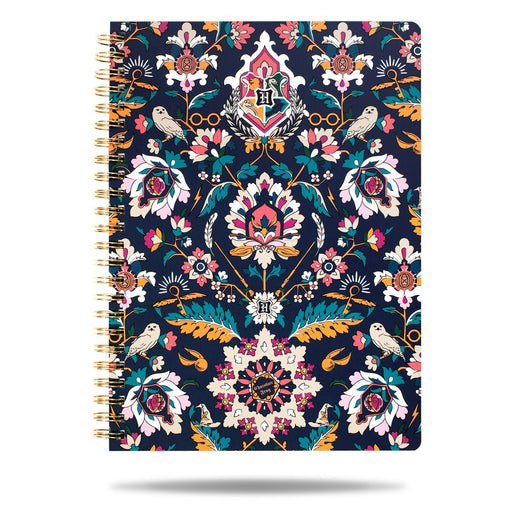 Vera Bradley Home to Hogwarts Mini Notebook with Pocket