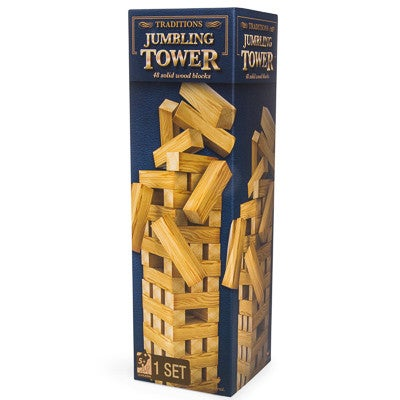 Jumble Tower Game