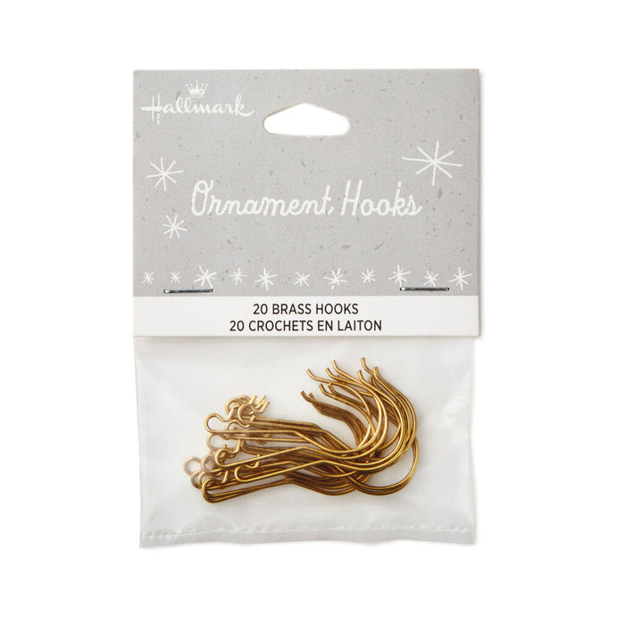 Keepsake Ornament Hooks, Pack of 20