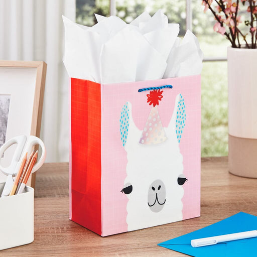 Party Llama Gift Bag