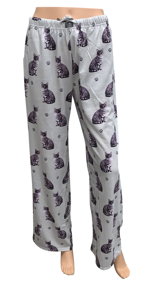 Cat Print Lounge Pants