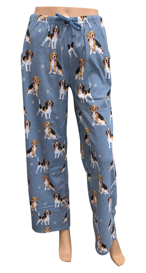 Dog Print Lounge Pants- Variety of Breeds Available