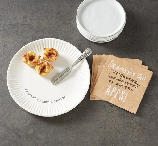 Reserved Hors D'Oeuvres Set