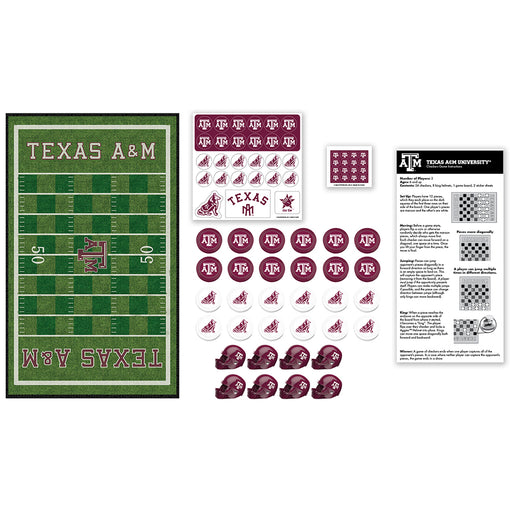 Texas A&M Checkers Game
