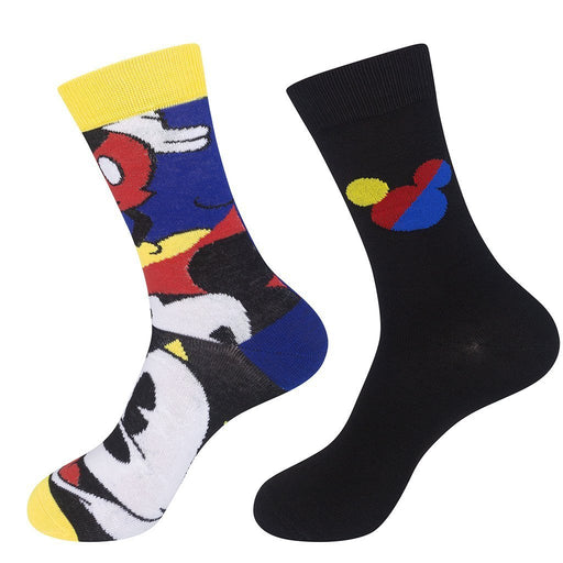 Men's Mickey Mouse Socks 2pk