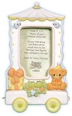 Precious Moments Birthday Train Frame