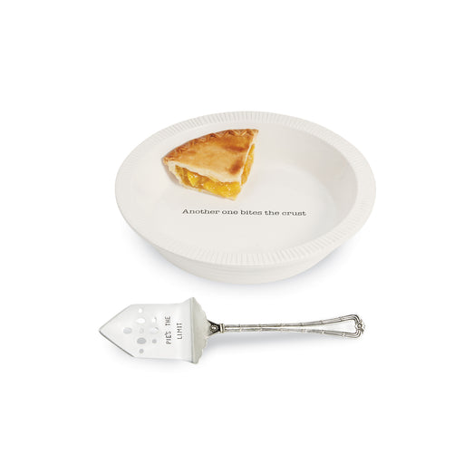 Another One Pie Plate & Server Set