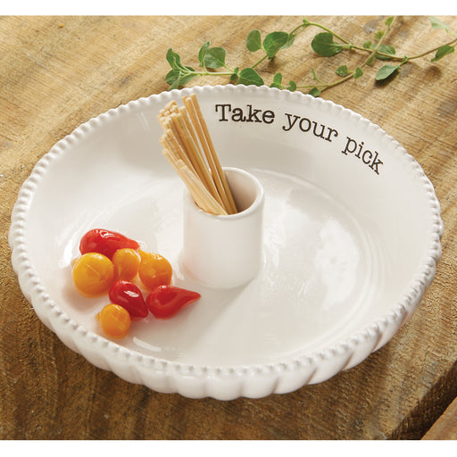 Pick & Choose Toothpick Set