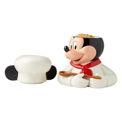 Chef Mickey Cookie Jar