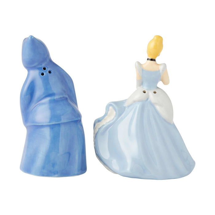 Cinderella & Fairy Godmother Salt & Pepper Shakers