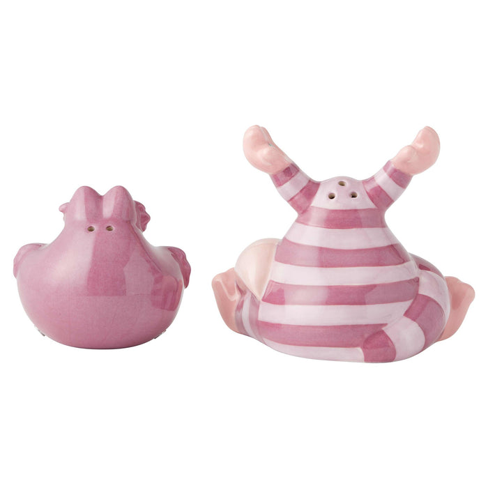 Cheshire Cat Salt & Pepper Shakers