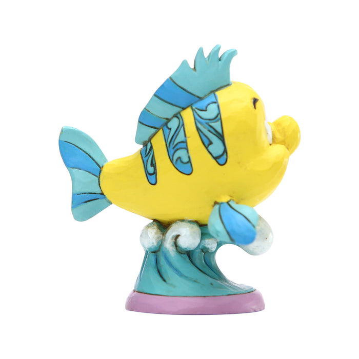 Flounder Personality Pose