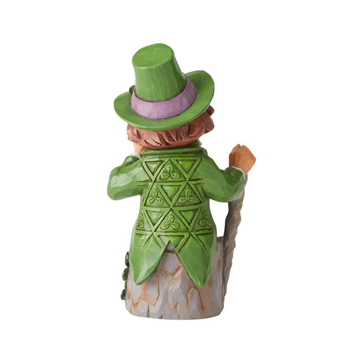Pint Sized Leprechaun by Jim Shore