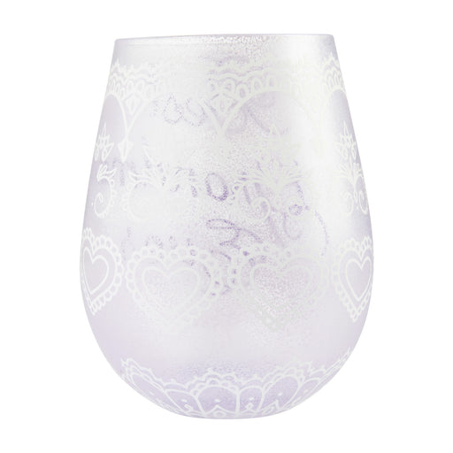Best Grandma Stemless Lolita Wine Glass