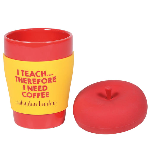 Teacher Mug with Lid