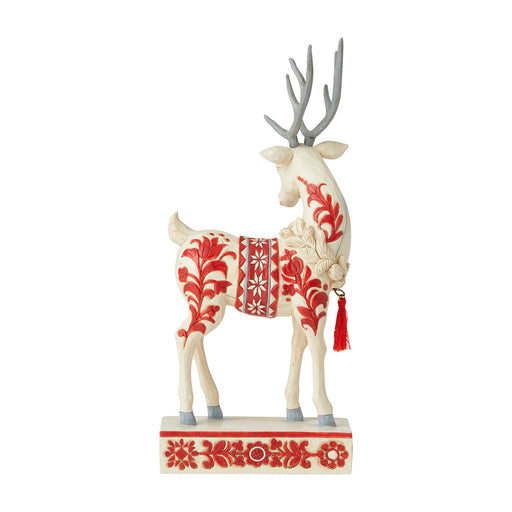 Nordic Noel Reindeer by Jim Shore