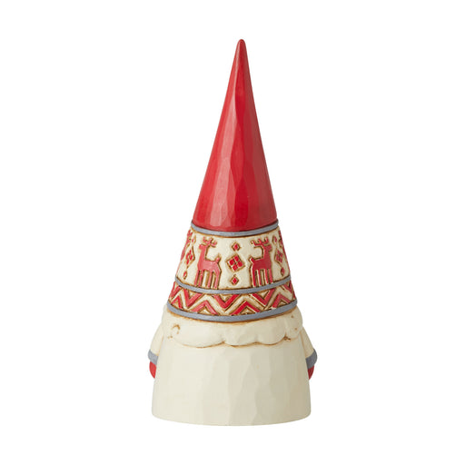 Red Reindeer Hat Gnome by Jim Shore