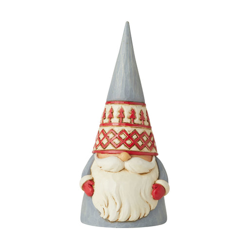 Grey Trees Hat Gnome by Jim Shore